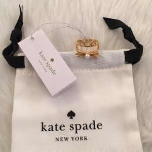 Kate Spade Out West ring